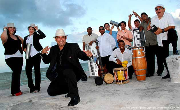 Performers Line Up for Costa Maya Festival
