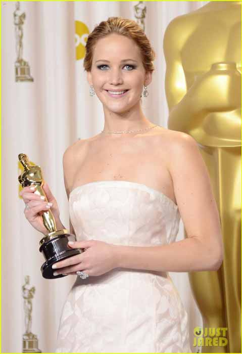 Jennifer Lawrence Amongst Oscar Winning Actors Ambergris