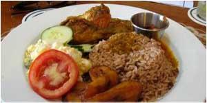 Belizean Rice & Beans