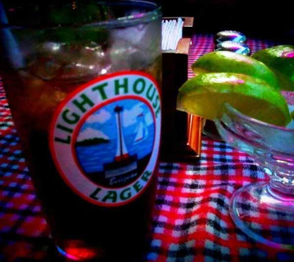 one barrel rum and coke