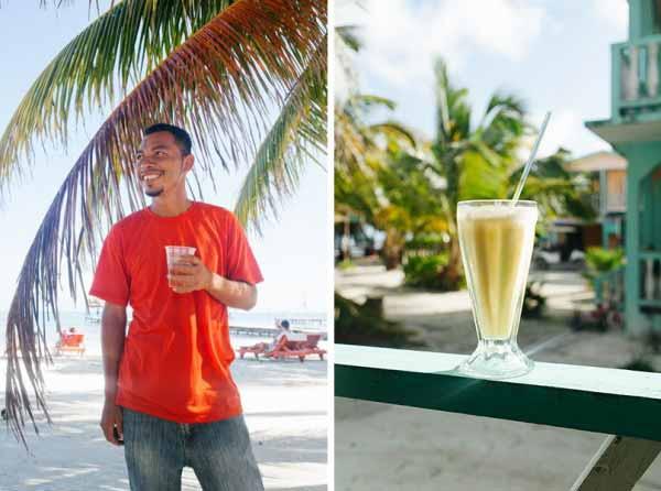 sigrid bjorbekkmo belize 02 600x446 Finding Paradise on Caye Caulker