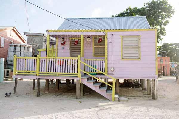 sigrid bjorbekkmo belize 04 Finding Paradise on Caye Caulker