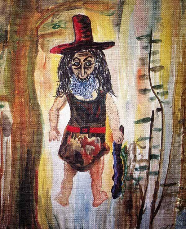tata duende belizean folklore