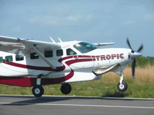 Tropic Air in Belize