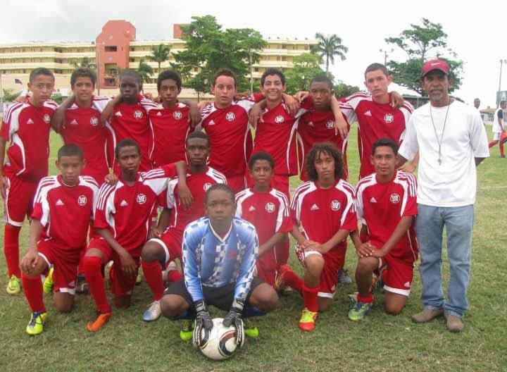 Belize s U-15 Nat l Football team brings home GOLD - Ambergris Caye ... 7d84edccd