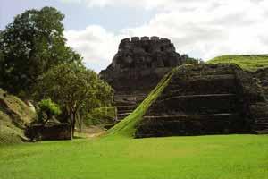 Xunatunich Maya Temples San Ignacio Belize