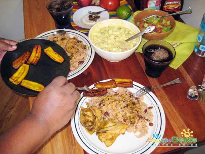 Belize Stewed Chicken-6