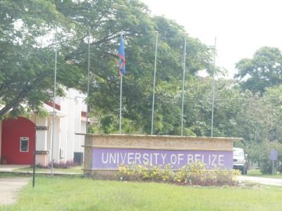 University of Belize in Belmopan.