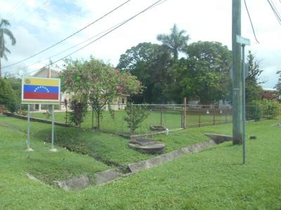 Embassies on Floral Park Road - Venezuela.