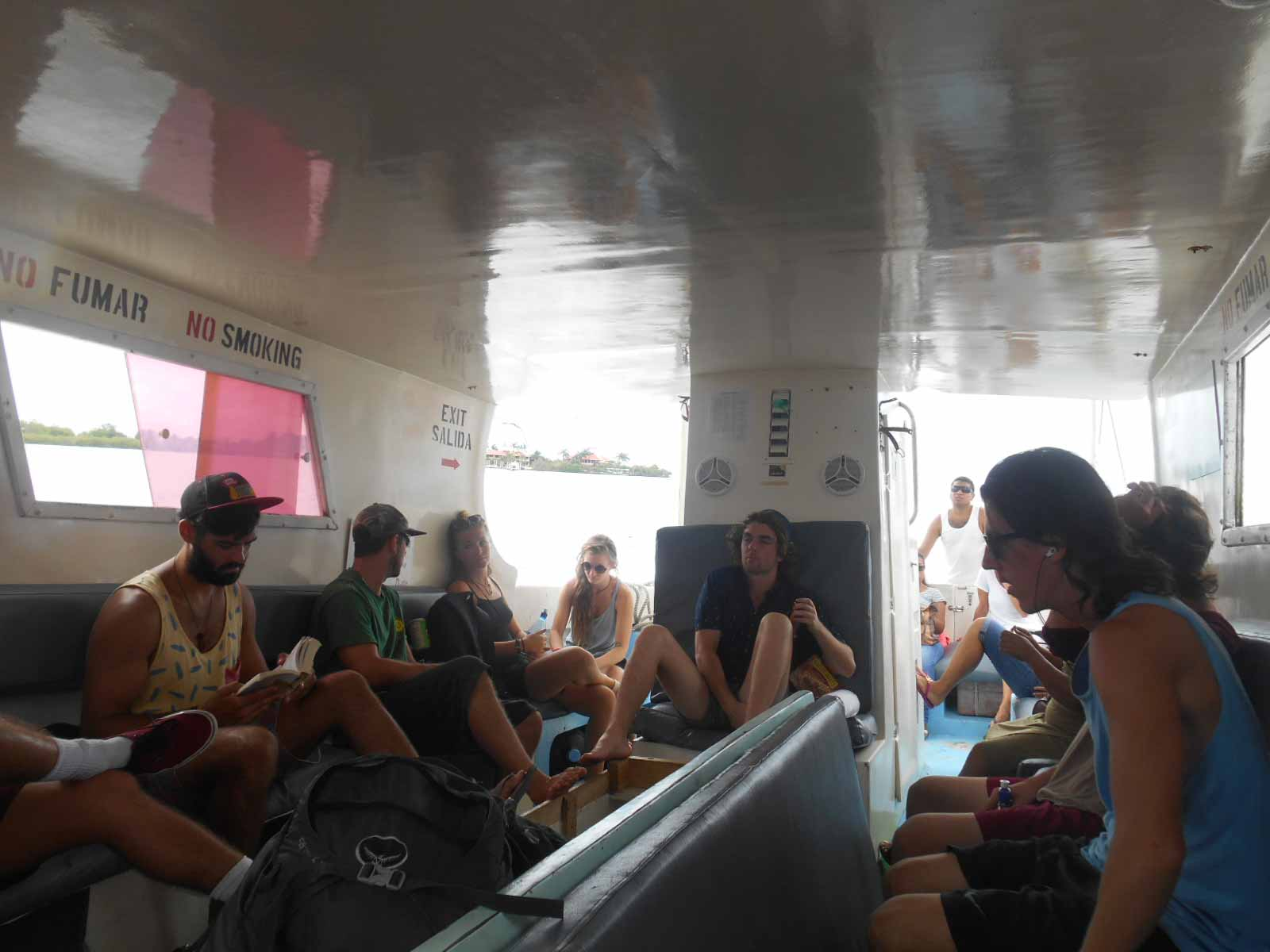 how to get from hopkins belize to placencia