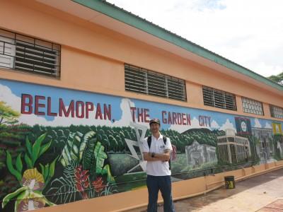 backpacking belmopan