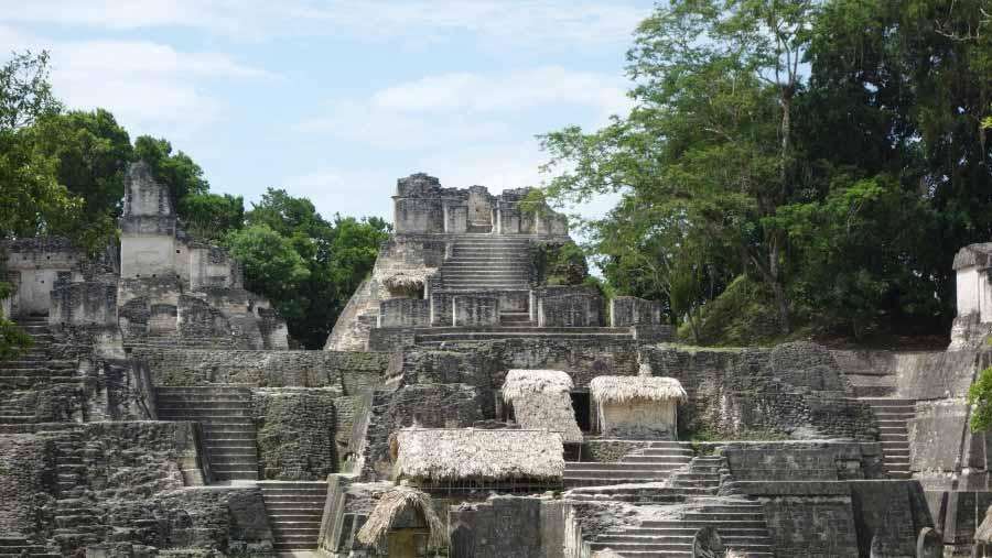 Tikal North Acropolis 2