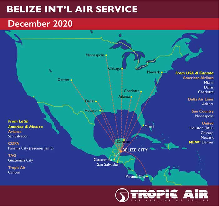 Map Of Belize Airport Check Out Map Of Belize Airport