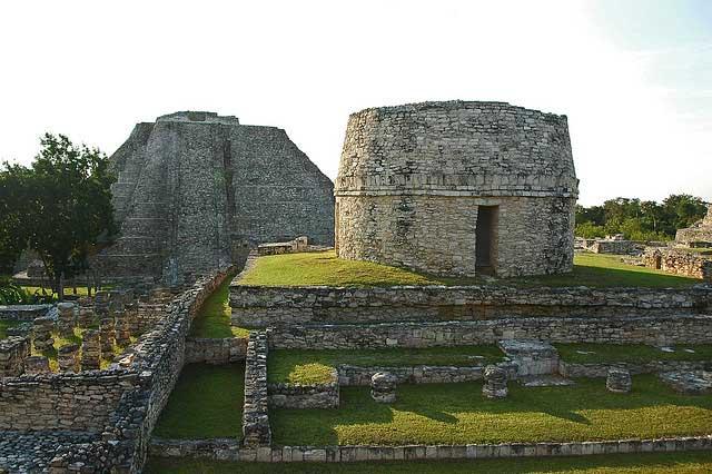 Mayapan, Yucatan, Mexico