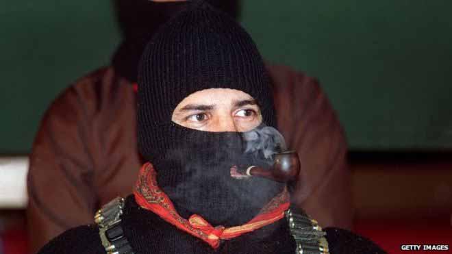 Commandante Marcos www.bbc.com
