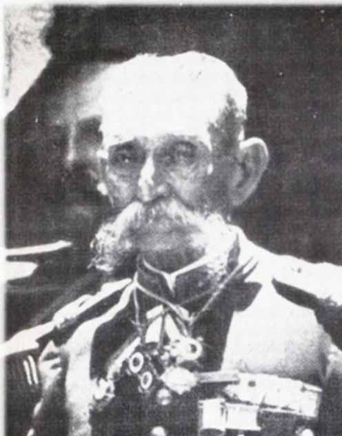 General Ignacio A. Bravo (Archivo General de la Nación)