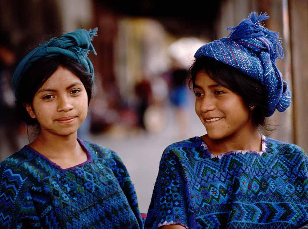 Chichicastenango, Guatemala1996