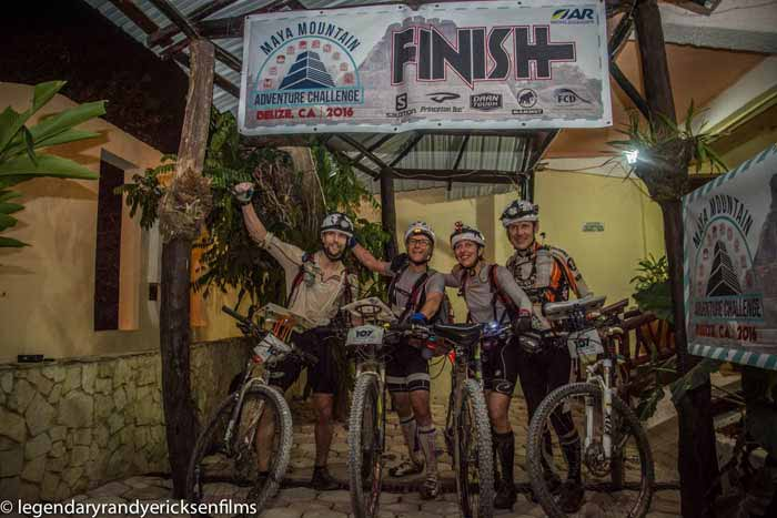 Maya Mountain Adventure CHallenge 2016 Final