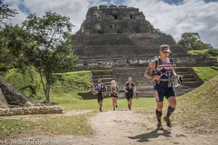 Maya Mountain Challenge 2016 at Xunantunich Maya Ruins