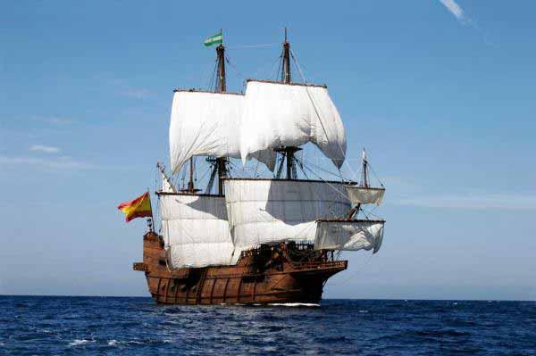 Spanish Galleon - staugustine.com
