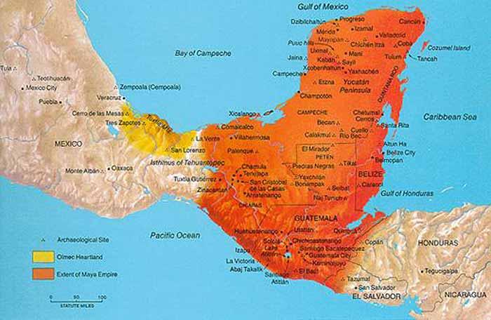 History Of Mesoamerica The Ancient Maya Ambergris Caye Belize