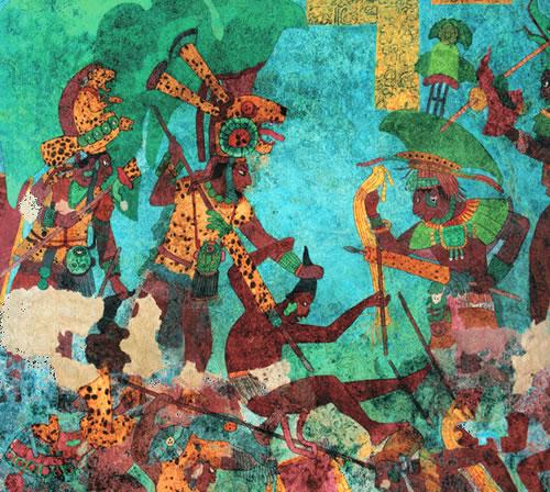 maya-warfare www.neatorama.com