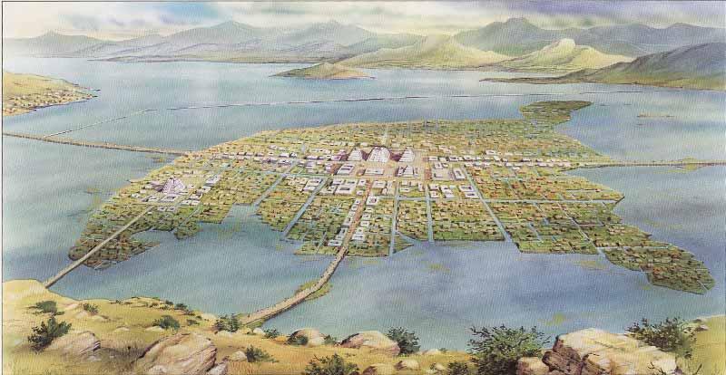 tenochtitlan   http-::www.planet-mexico.com