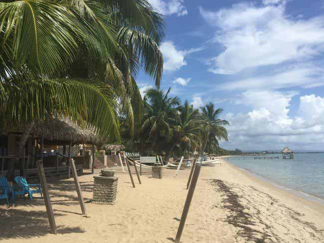 The sleepy village of Hopkins is home to one of the best restaurants in Belize.
