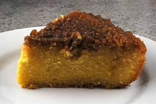 Sweet Potato Pound Pone Ambergris Caye Belize Message