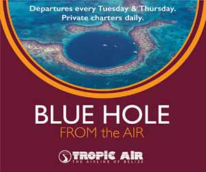 Click for the Tropic Air website!