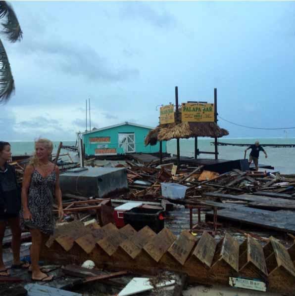 Hurricane Earl - Ambergris Caye Belize Message Board