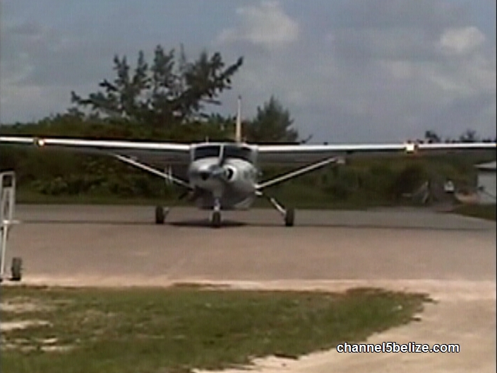how to get from bze to caye caulker