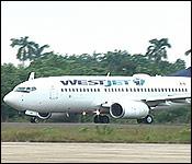 how to add flights to westjet account