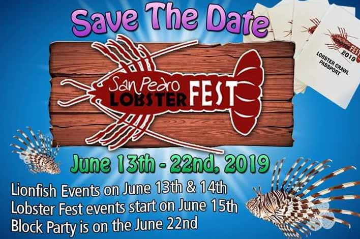 2019 San Pedro Lobster Fest