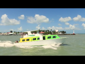 Major New Regulations For Water Taxi Ferries - Ambergris Caye Belize