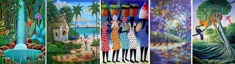 The Artists Of Belize And Ambergris Caye