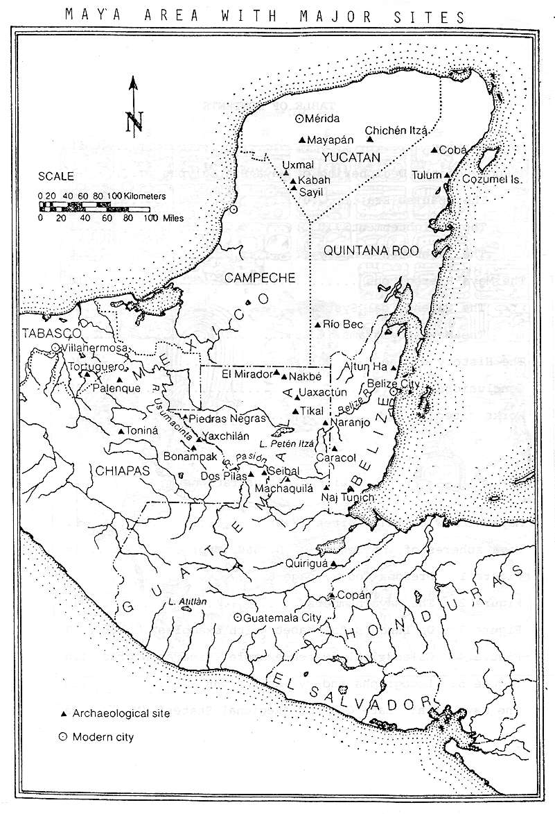 Belize in the past, History of Belize
