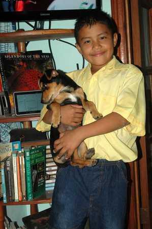 DSC_8134  x  Robbie holding Miss Belle.jpg