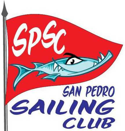 Official San Pedro Sailing Club Logo