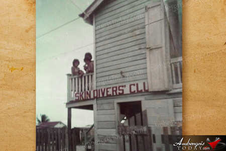 Skin Diver's Club -Was located where Martha's Hotel is now