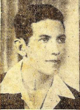 Johnny Smith, first PUP Party Leader