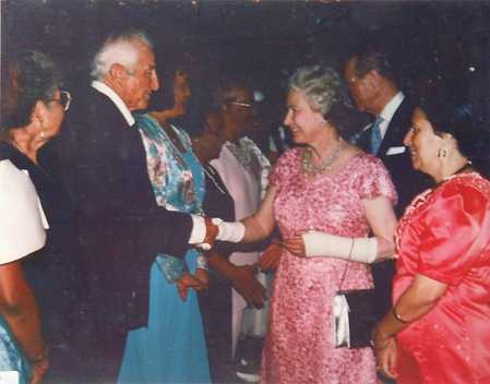 George Parham - Queen Elizabeth