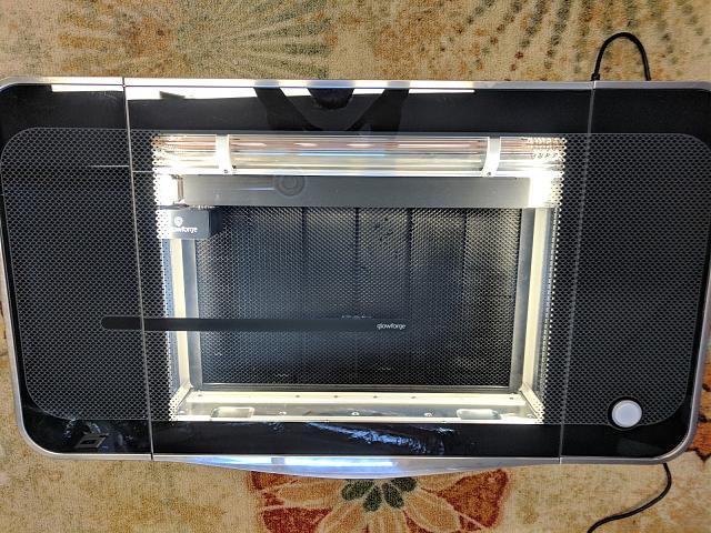 For Sale Glowforge Pro 3d Printer Co2 Laser Engraver