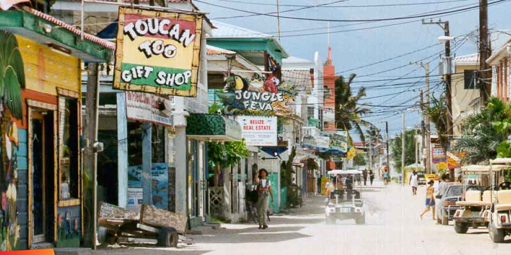 Belize Business Guide Goods Amp Services On Ambergris Caye