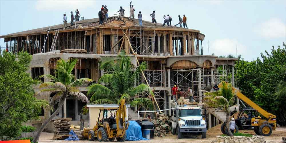 Contractors construction and architects in belize for Contractors needed to build a house