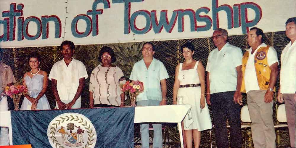 Township Day :: November 27, 1984