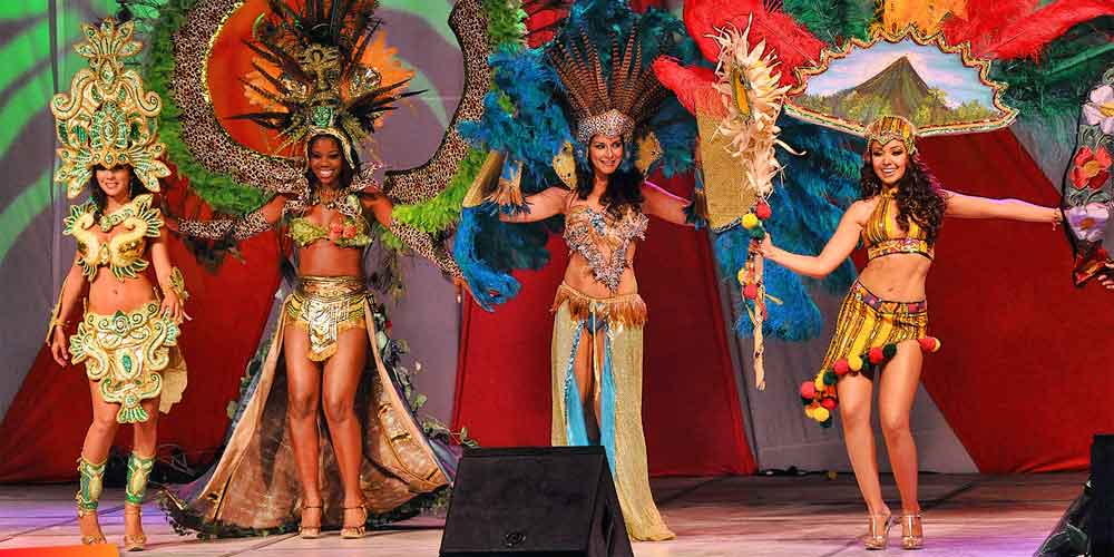 International Costa Maya Festival :: Held every year in San Pedro