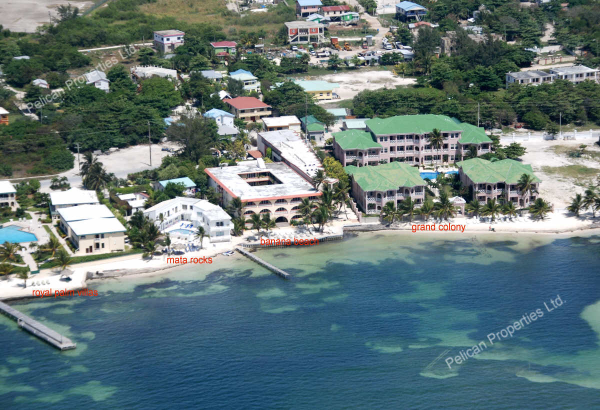 Banana Beach Resort San Pedro Belize The Best Beaches In World