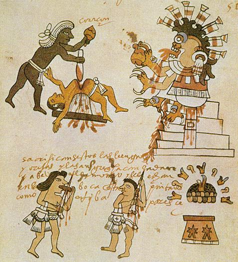 Aztec Cannibalism An Ecological Necessity