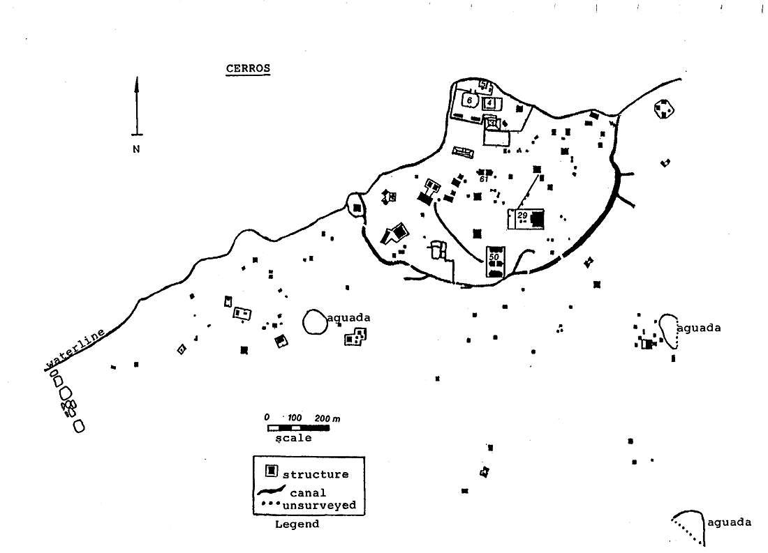 Maya Archaeological Sites of Belize, Belize History on